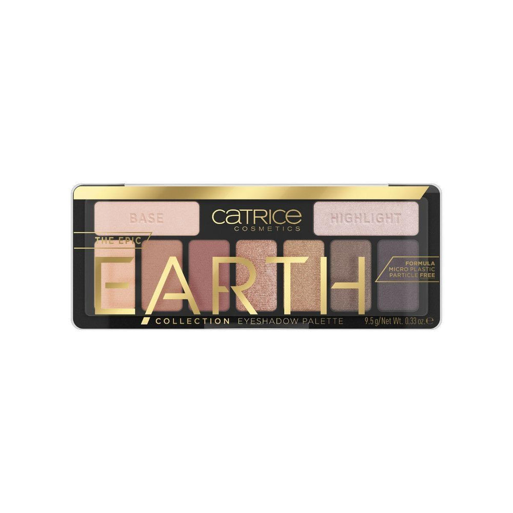 Catrice The Epic Earth Collection Eyeshadow Palette 010 | 4059729270818