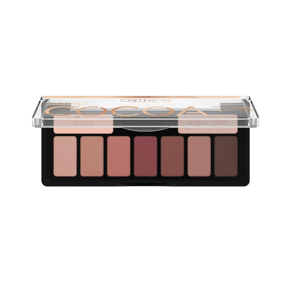 Catrice The Matte Cocoa Collection Eyeshadow Palette | 010 Chocolate Lover