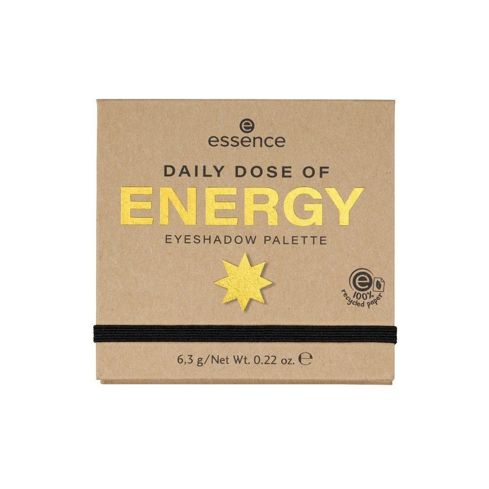 Essence DAILY DOSE OF ENERGY EYESHADOW PALETTE | 4059729271075