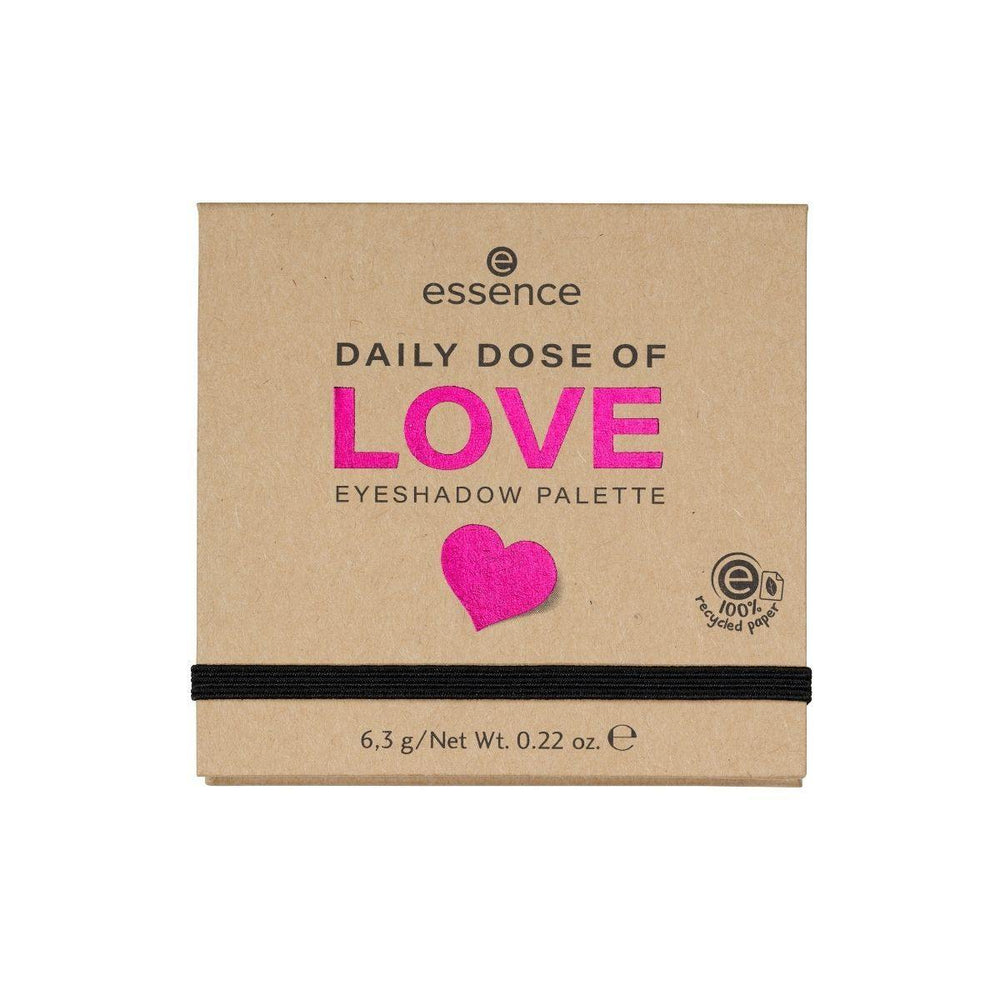 Essence DAILY DOSE OF LOVE EYESHADOW PALETTE | 4059729271099