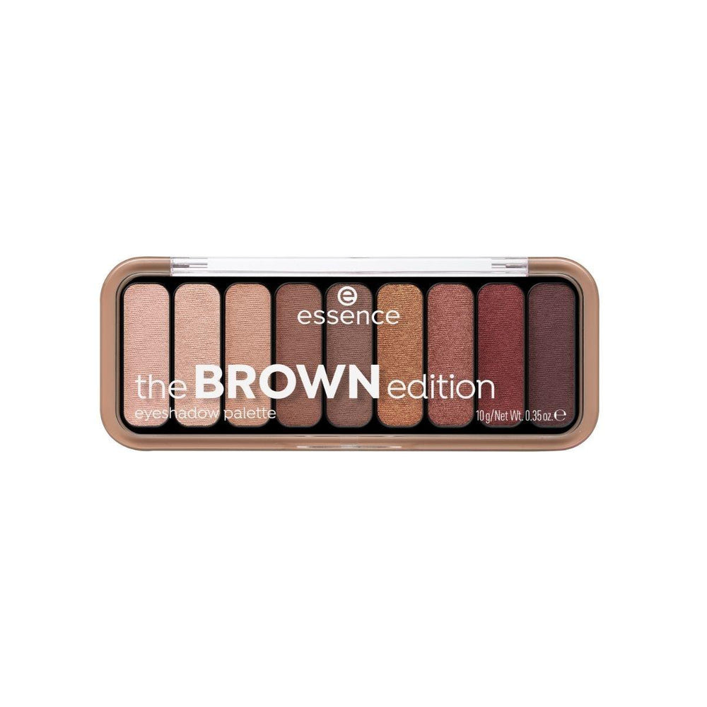 Essence The BROWN Edition Eyeshadow Palette 30 | Gorgeous Browns | 4059729271136