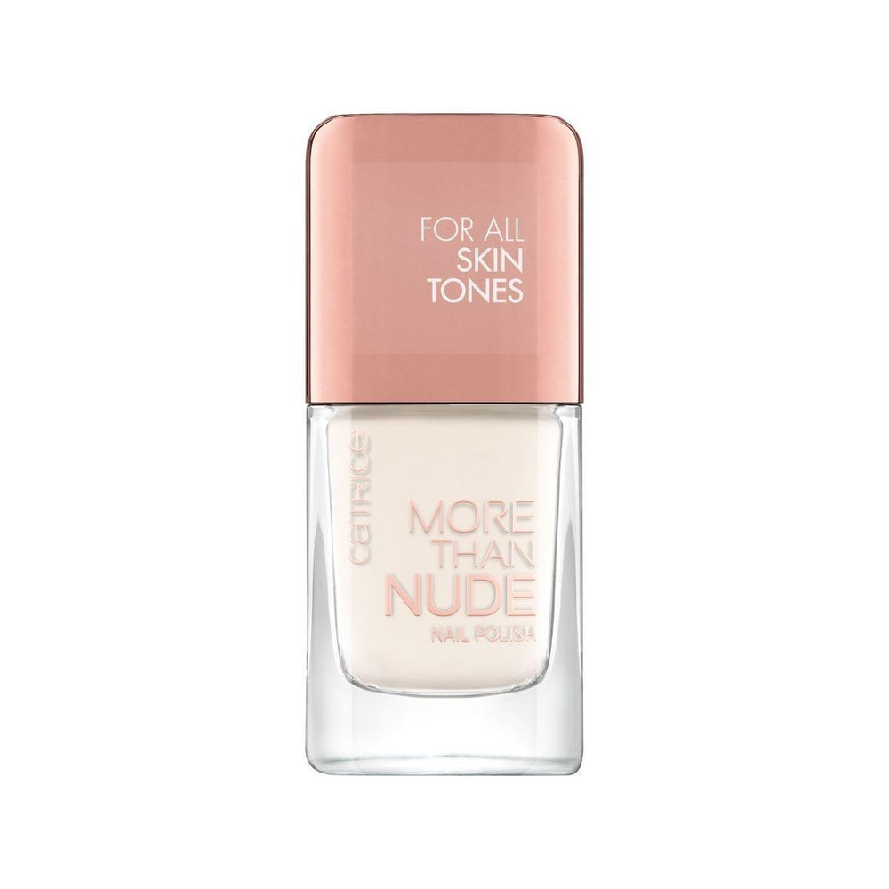 Catrice More Than Nude Nail Polish | 10 Cloudy Illusion | 4059729277404