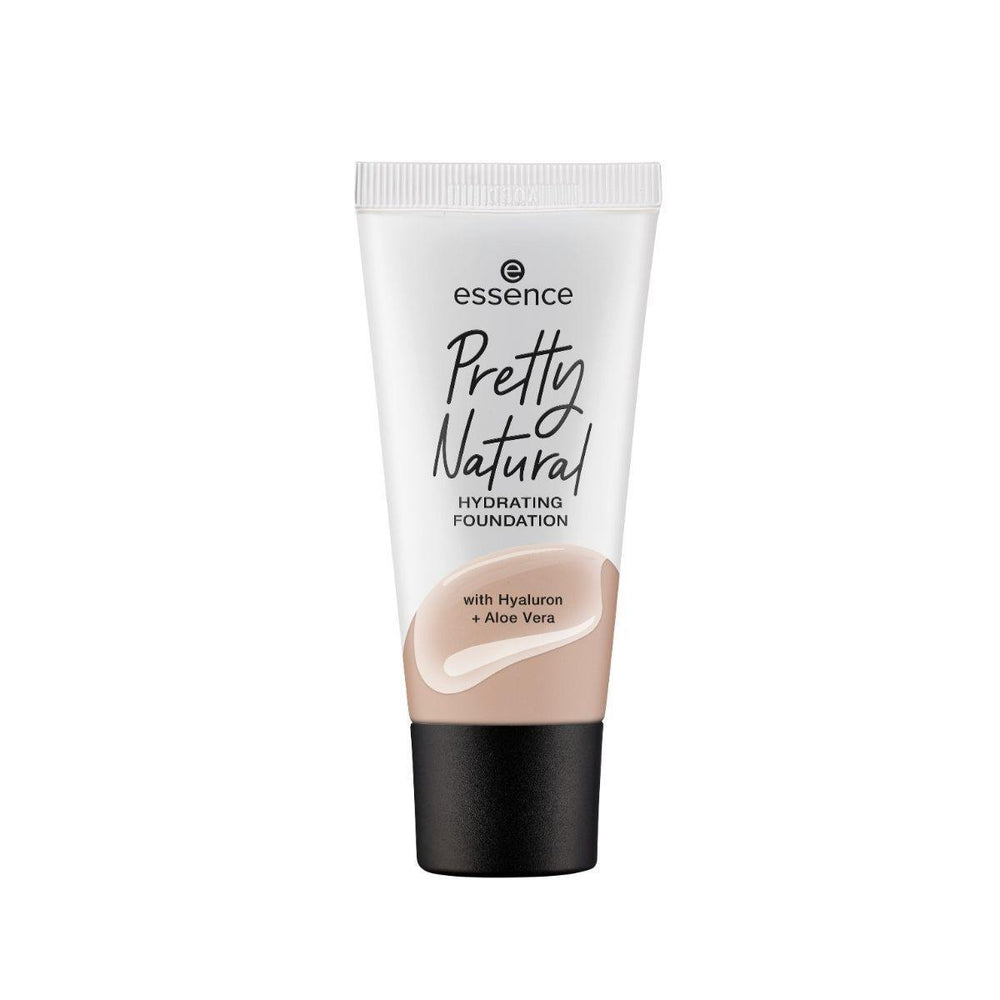 Essence Pretty Natural Hydrating Foundation |50 Neutral Champagne  | 4059729287366