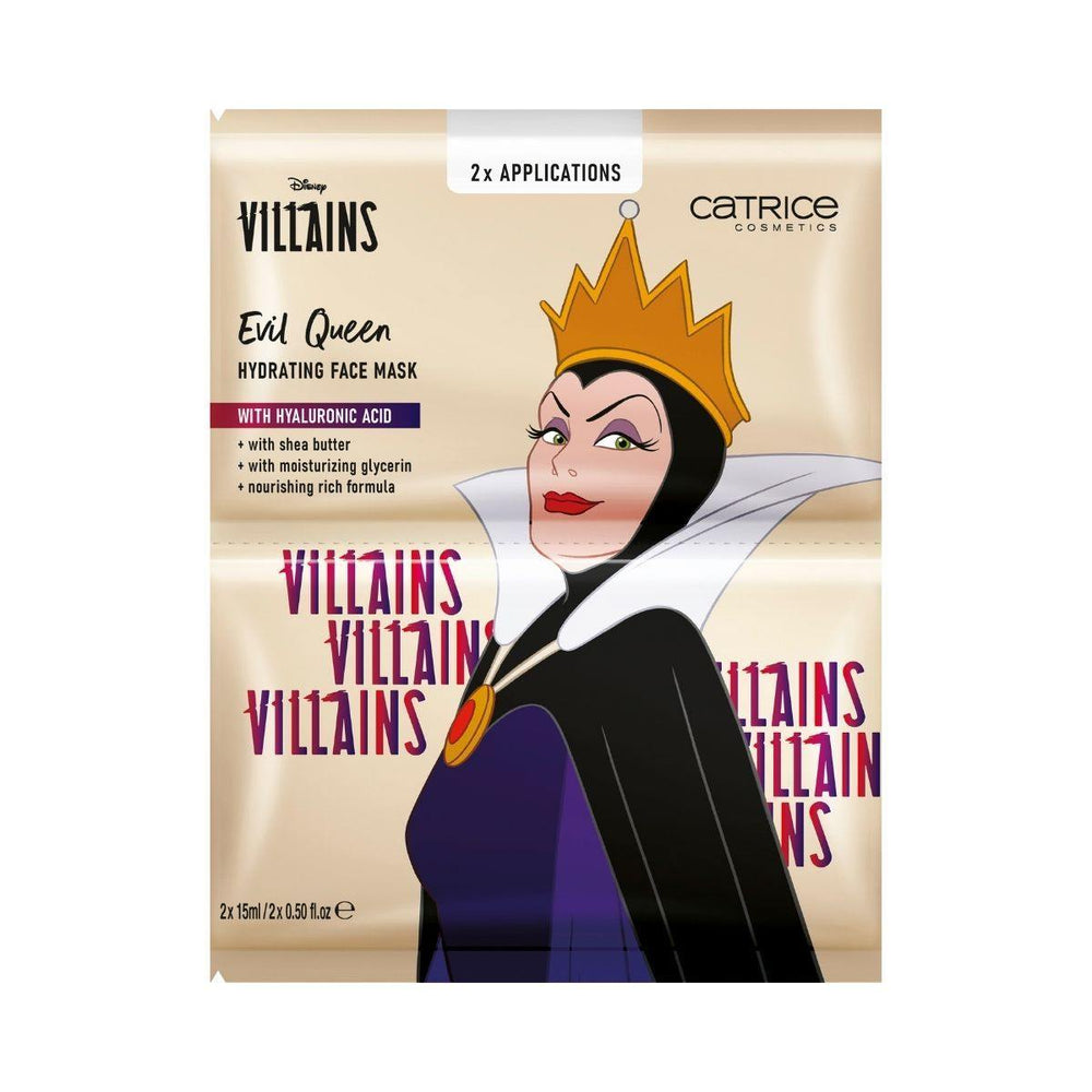 Catrice Disney Villains Evil Queen Hydrating Face Mask 02