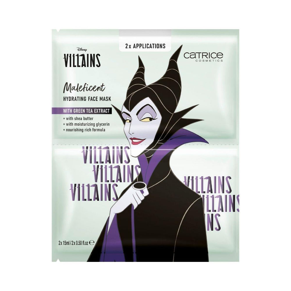 Catrice Disney Villains Maleficent Hydrating Face Mask 03