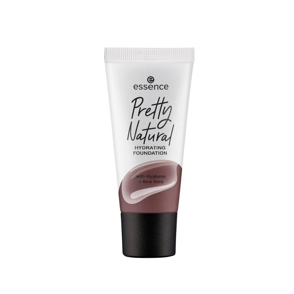 Essence Pretty Natural Hydrating Foundation | 320 Neutral Chocolate | 4059729318664