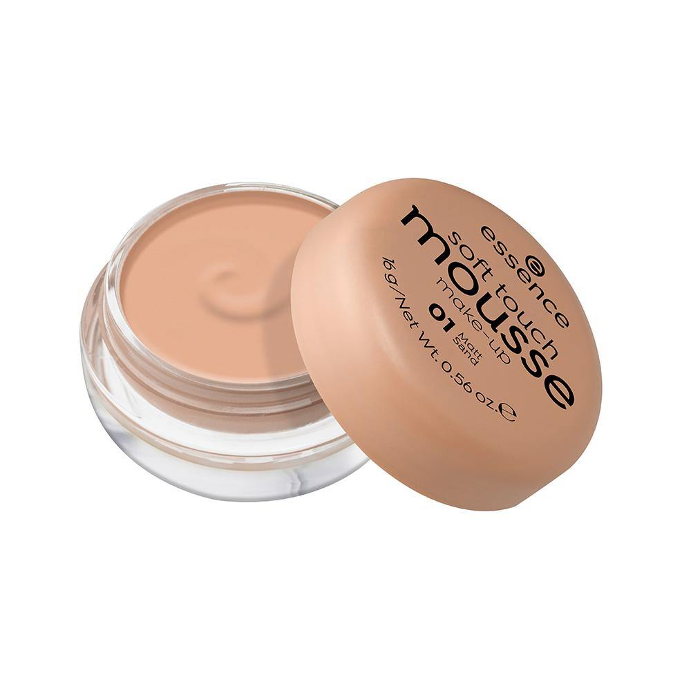 Essence Soft Touch Mousse Make-up | 10 Shades