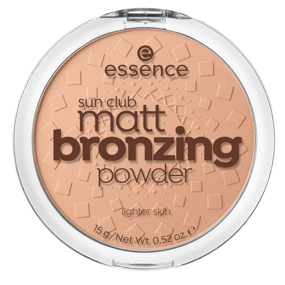 Essence Sun Club Large Bronzing Powder 01 Natural