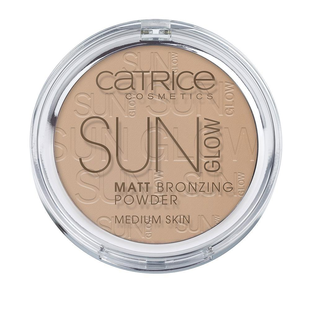 Catrice Sun Glow Matt Bronzing Powder | 030 Medium Bronze