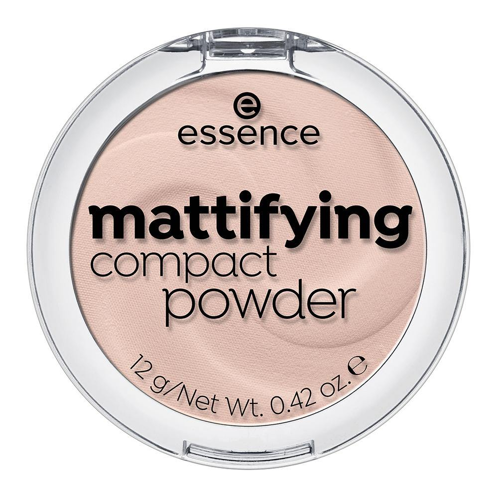 Essence Mattifying Compact Powder | 10 | 4250587738506