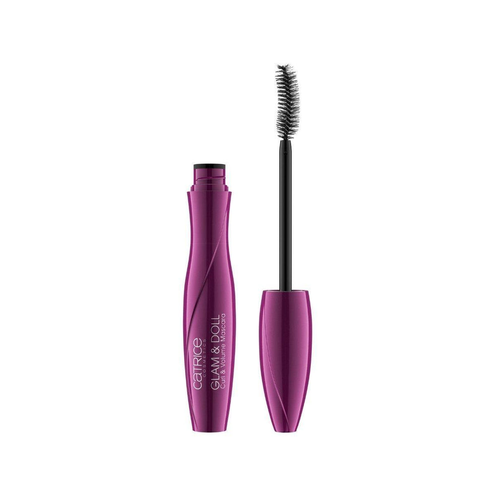 Catrice Glam&Doll Curl & Volume Mascara 010 | 4250587768398