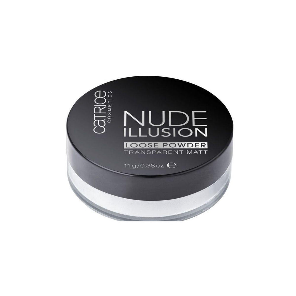 Catrice Nude Illusion Loose Powder | Transparent Matt | 4250947531518
