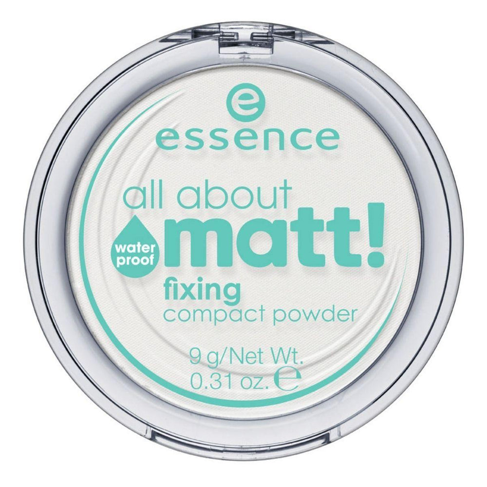 Essence All About Matt! Fixing Compact Powder | Waterproof