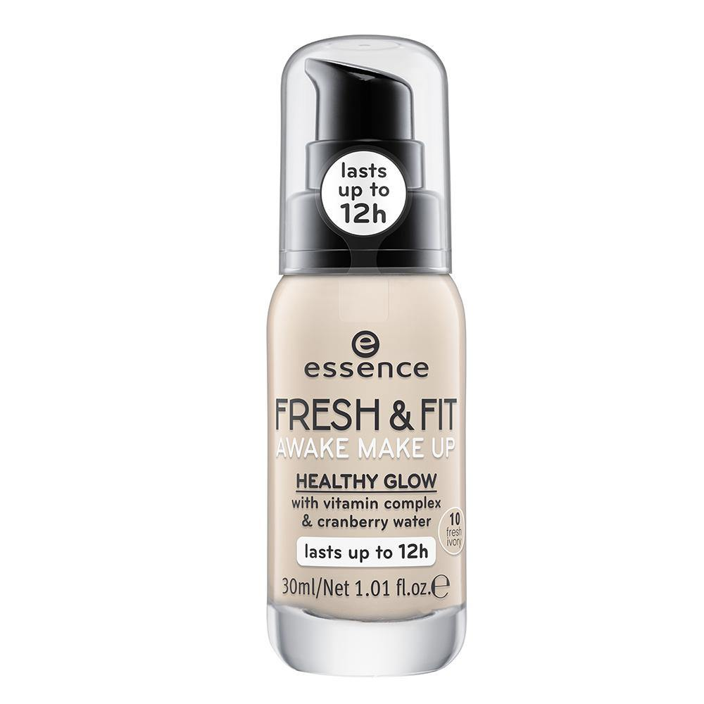 Essence Fresh And Fit Awake Make Up 10