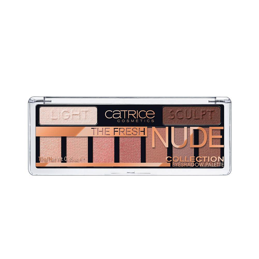 Catrice The Fresh Nude Collection Eyeshadow Palette 010
