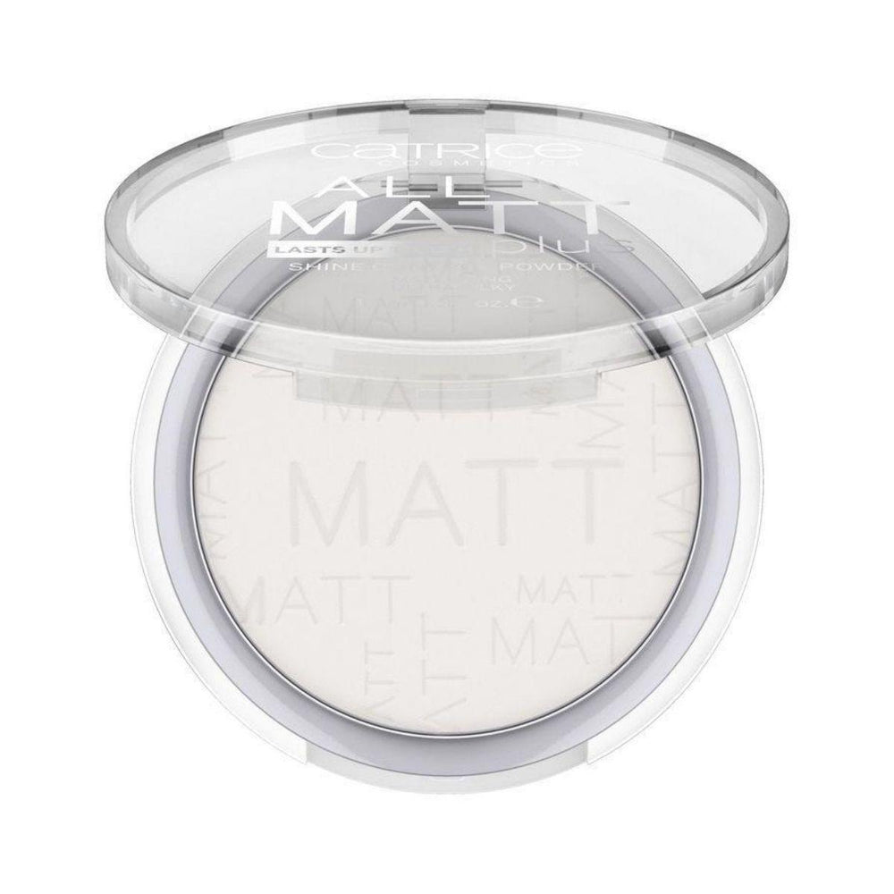 Catrice All Matt Plus Shine Control Powder | 3 Shades