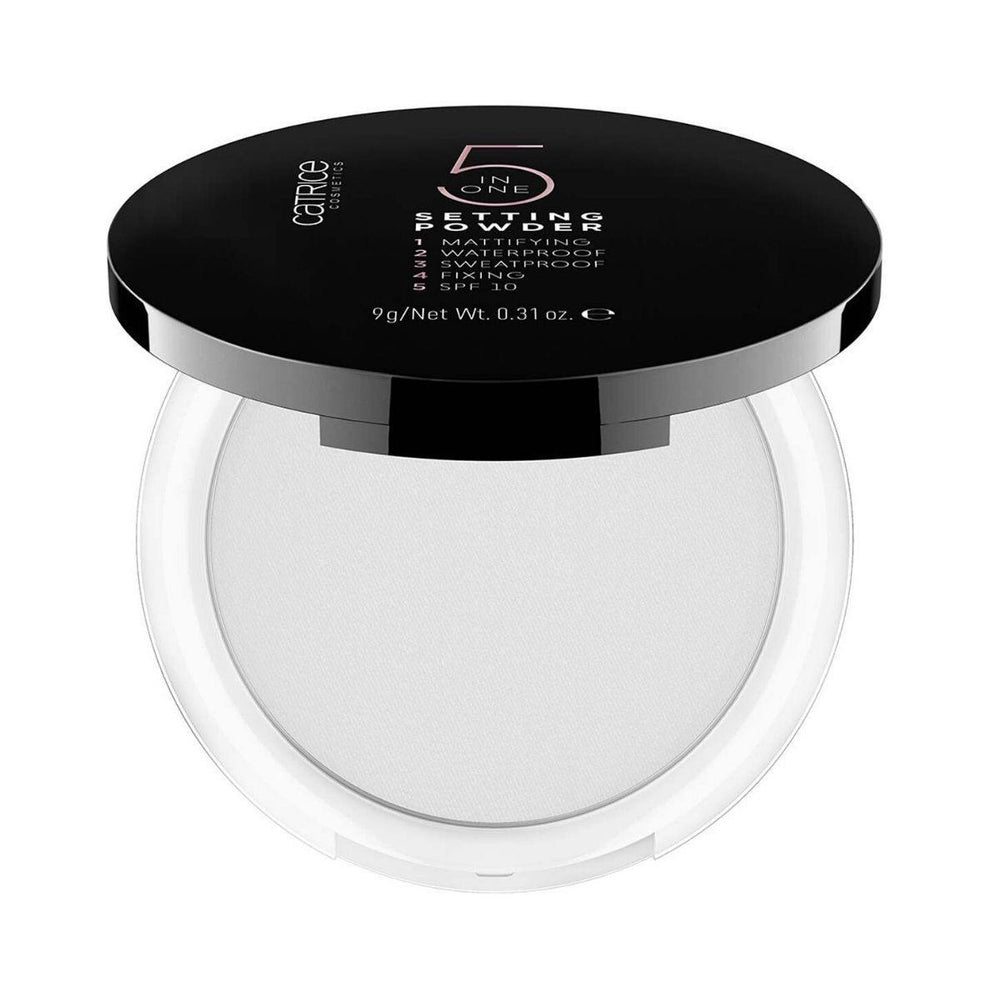 Catrice 5 in 1 Pressed Setting Powder 010