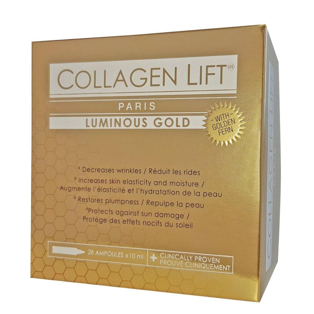 Collagen Lift™ Paris - Luminous Gold | The ALL IN ONE formula