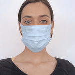 ViroClean 3 Ply Disposable Face Masks | 10 Pack