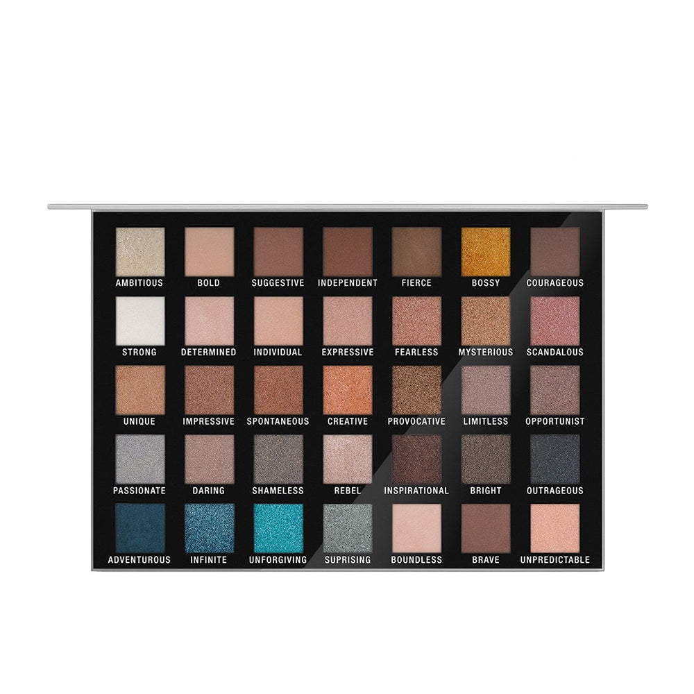 L.O.V Cosmetics Dare To Dare - Eyeshadow Palette