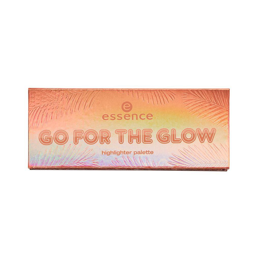 essence cosmetics Go For Glow Palette