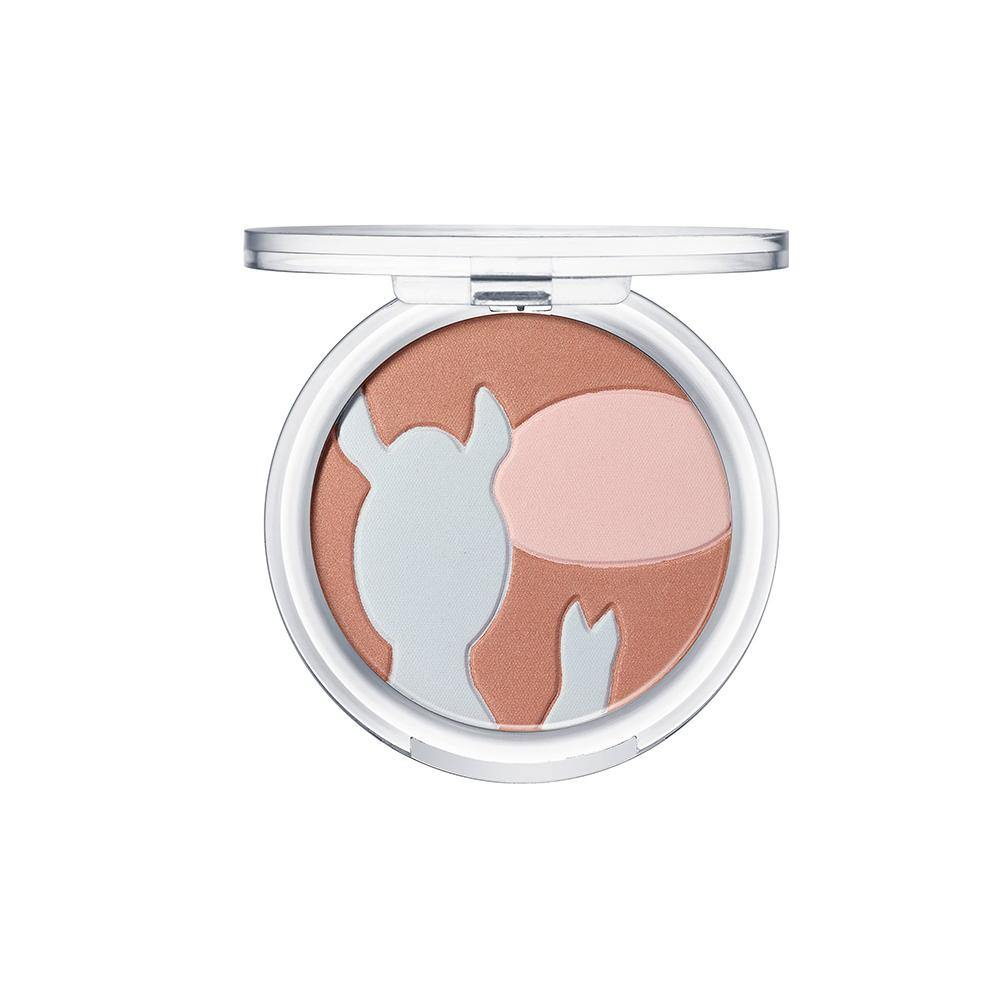essence cosmetics Stay Cool Llama Highlighter 10