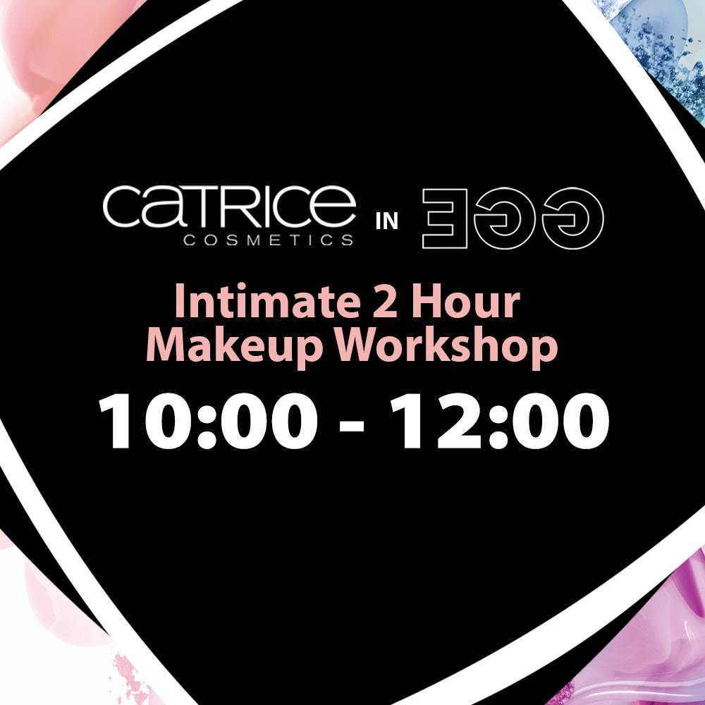 We are EGG | Makeup Workshop |  10am - 12pm Slot 25 May2021
