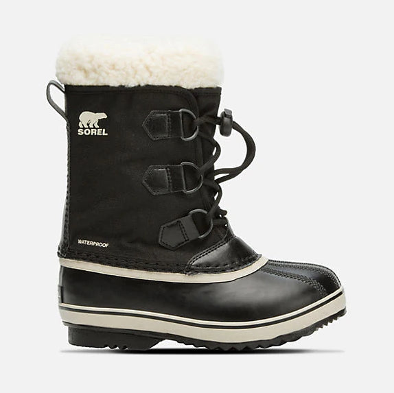 Sorel Youth Yoot Pac Nylon Winter Boots - Mountain Kids Canada