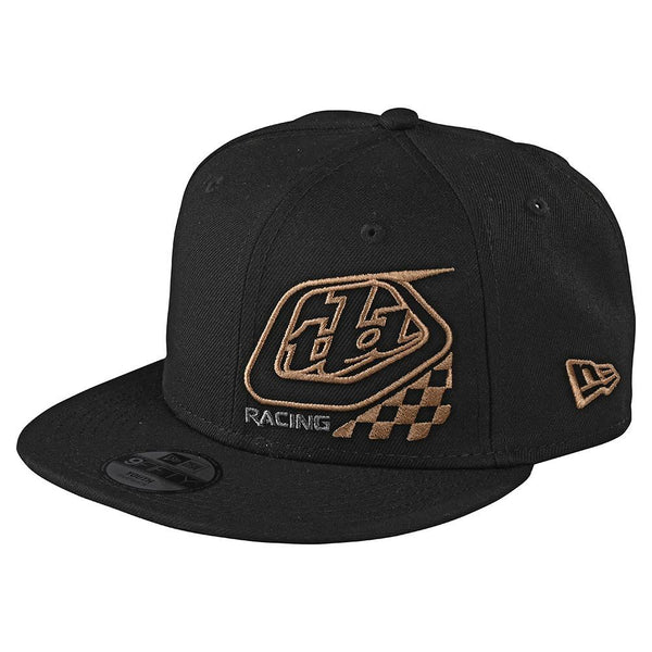 2020 Troy Lee Youth Precision 2.0 Checkers Snapback Cap