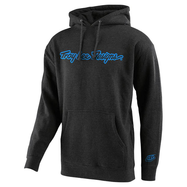 Troy Lee Youth Signature Pullover Hoodie - Mountain Kids Canada