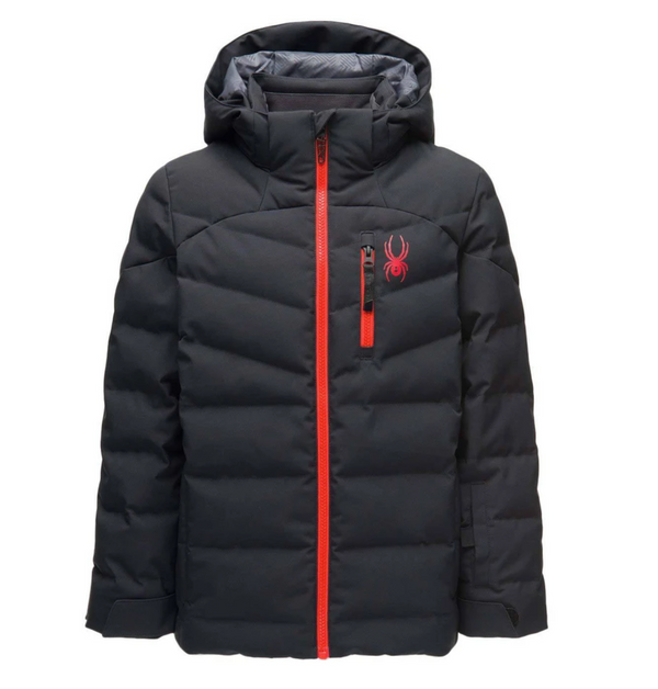 2020/21 Spyder Boys' Impulse Synthetic Down Jacket - Mountain Kids Canada
