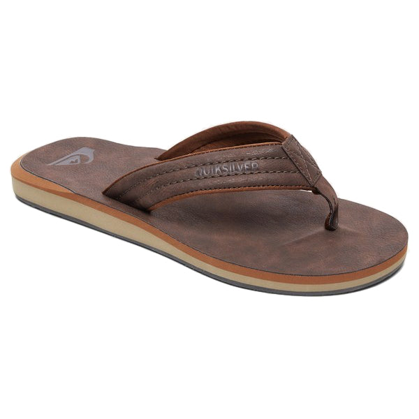 Quiksilver Carver Nubuck Youth Boys' Sandals - Mountain Kids Canada