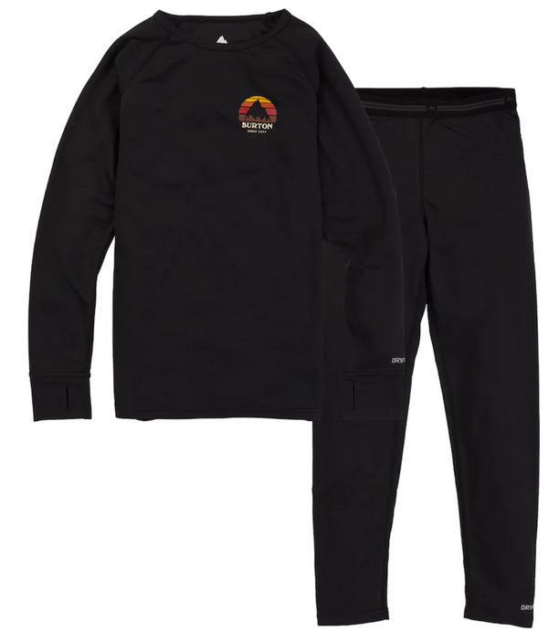 2020/21 Burton Kids' Lightweight Base Layer Set - Mountain Kids Canada
