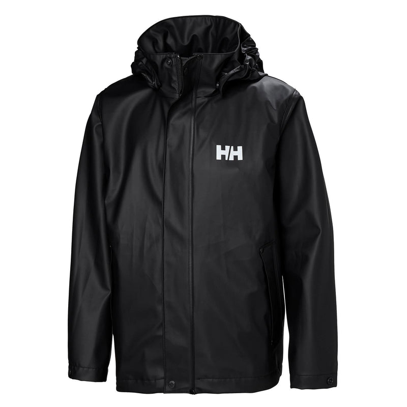 Helly Hansen Junior Moss Rain Jacket - Mountain Kids Canada