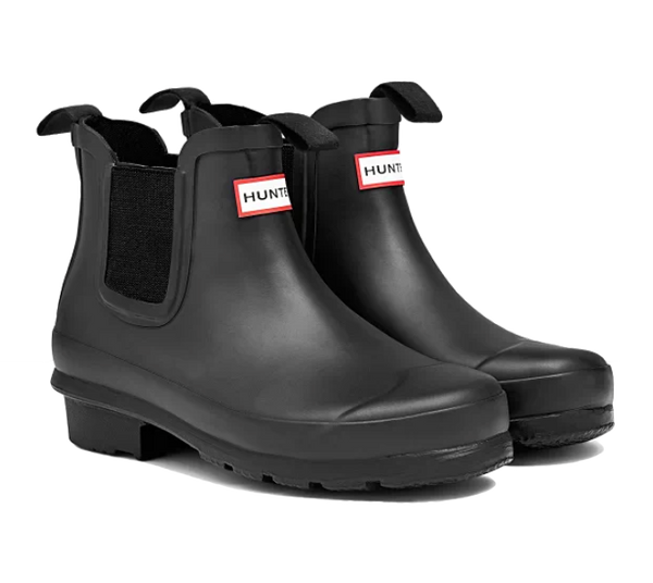 Hunter Kids Original Chelsea Rain Boots (Matte) - Mountain Kids Canada