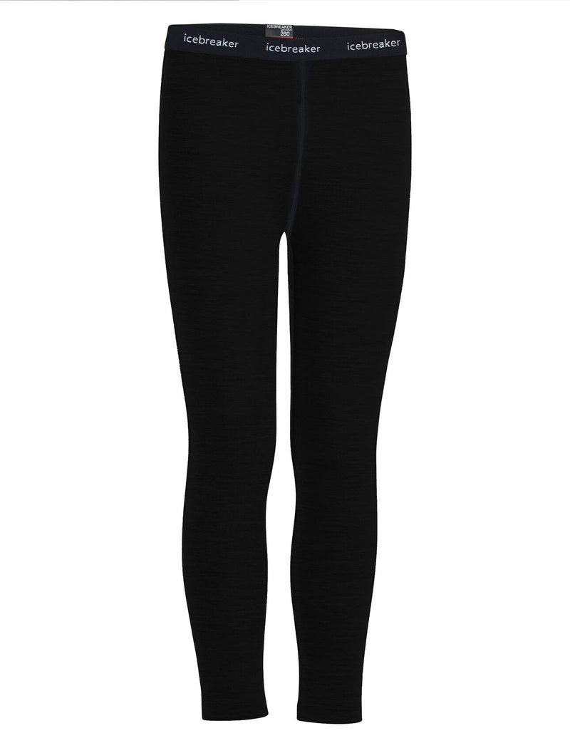 Icebreaker Kids' 260 Tech Leggings - Mountain Kids Canada