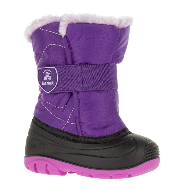 Kamik Snowbug F Toddler Winter Boots - Mountain Kids Canada