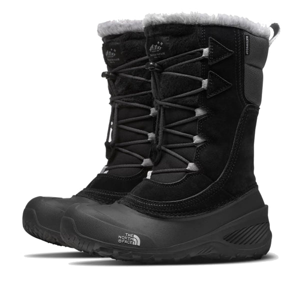 North Face Youth Shellista Lace IV Winter Boots - Mountain Kids Canada