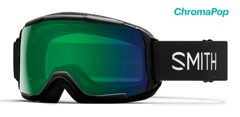 Smith Grom Chromapop Junior Ski Goggles (8-16 yrs) - Mountain Kids Canada