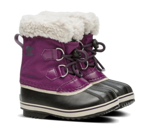 Sorel Children's Yoot Pac Nylon Winter Boots - Mountain Kids Canada