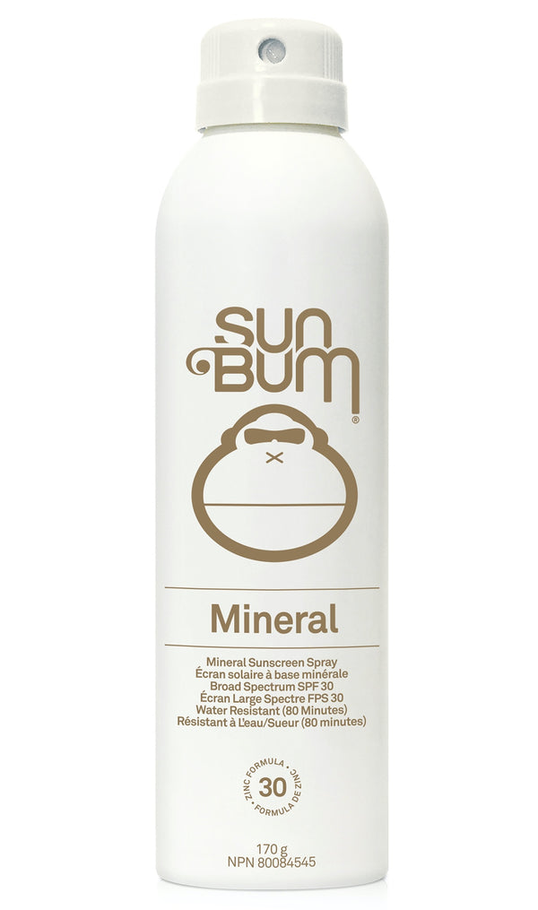 Sun Bum Mineral SPF 30 Sunscreen Spray - Mountain Kids Canada