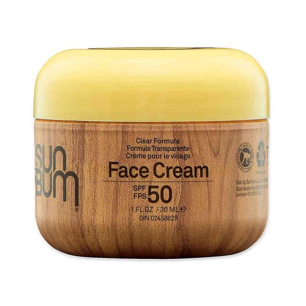 Sun Bum SPF 50 Face Cream - Mountain Kids Canada