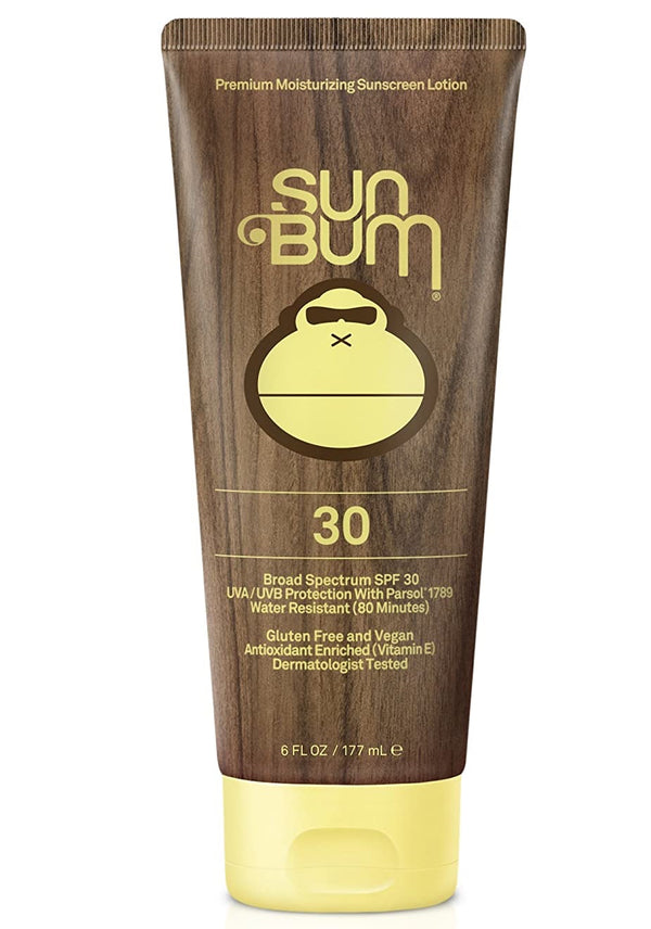 Sun Bum SPF 30 Sunscreen Lotion (6oz) - Mountain Kids Canada