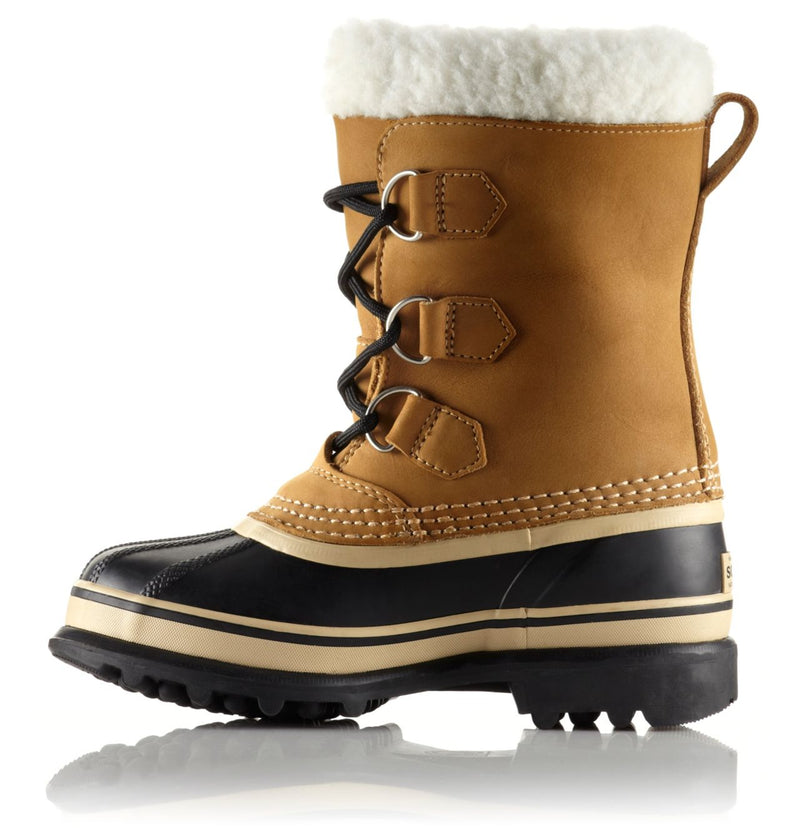 Sorel Youth Caribou Winter Boots - Mountain Kids Canada