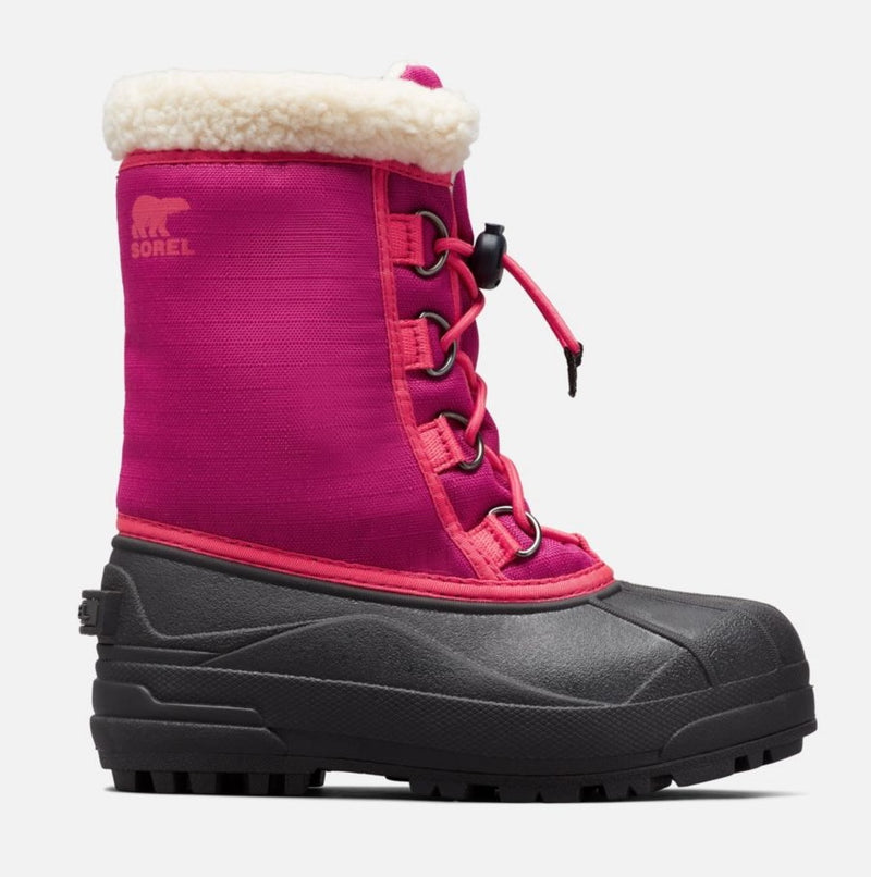 Sorel Youth Cumberland Winter Boots - Mountain Kids Canada