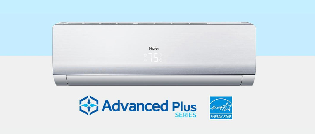 Haier Inverter (advanced) 24000 btu 20 seer
