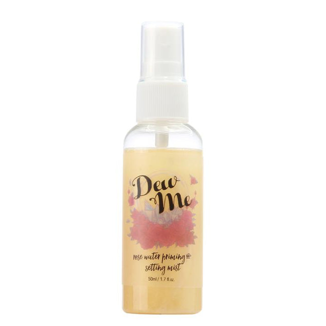 PHOERA® DEW ME Rose Water Priming and Setting Mist