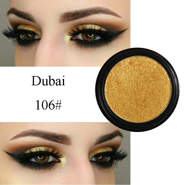 PHOERA® Eyeshadow  Shimmer Metallic Pigment Eye Shadow
