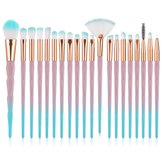 20 pieces Make up Brushes set.