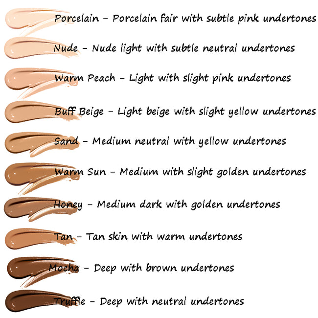 PHOERA® Full Coverage Soft Matte Foundation